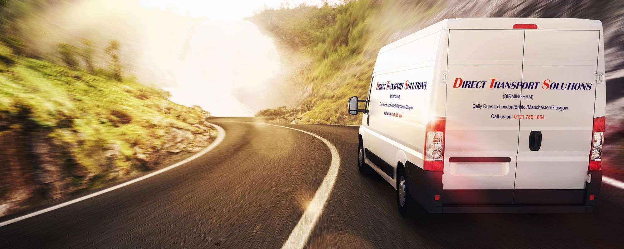 SAME DAY & NEXT DAY COURIERS IN BIRMINGHAM, WEST MIDLANDS